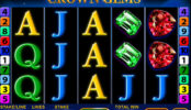 Бесплатный онлайн игровой автомат Crown Gems