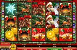 Бесплатный игровой автомат Deck the Halls играть онлайн