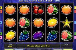 Бесплатный онлайн игровой автомат Diamond 7 без депозита