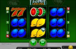 Слот Diamond and Fruits играть онлайн бесплатно