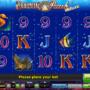 Бесплатный онлайн игровой автомат Dolphin's Pearl Deluxe