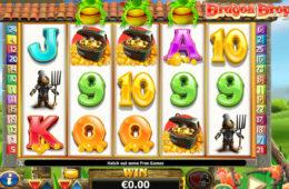 Бесплатный онлайн игровой автомат Dragon Drop