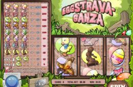 Азартные автоматы играть онлайн на деньги Eggstravaganza