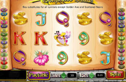 Изображение игрового автомата Enchanted Beans