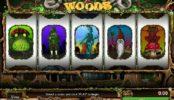Бесплатный игровой слот Enchanted Woods