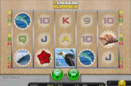 Игровые автоматы играть бесплатно Endless Summer онлайн без регистрации