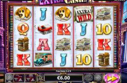 Онлайн бесплатно без регистрации играть Extra Cash!!