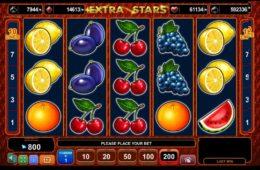 Бесплатный игровой аппарат Extra Stars онлайн