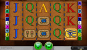 Изображение игровой автомат Eye of Horus играть бесплатно онлайн