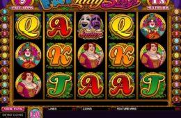 Бесплатный игровой аппарат онлайн Fat Lady Sings