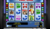 Бесплатный онлайн игровой автомат First Class Traveller без депозита