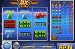 Изображение игровой автомат Five Times Wins бесплатно онлайн