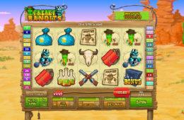 Бесплатный онлайн игровой автомат Freaky Bandits