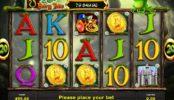 Бесплатный онлайн игровой автомат Frogs Fairy Tale