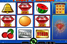 Бесплатный онлайн игровой автомат Fruit Mania
