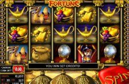 играть слот онлайн бесплатно Genie´s Fortune
