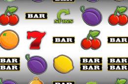 Скрин из бесплатного игрового автомата Get Fruity