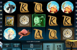 Бесплатный онлайн игровой автомат Ghosts of Christmas