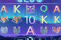 Бесплатный онлайн игровой автомат Glow