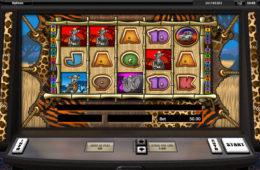 Азартный игровой автомат играть онлайн на деньги Go Wild On Safari