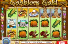 Изображение игрового автомата Gobblers Gold