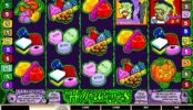Казино игровой автомат Halloweenies играть бесплатно