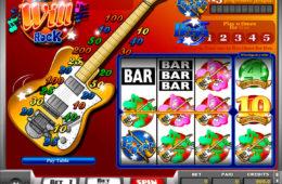 Бесплатный онлайн игровой автомат Hard Will Rock