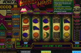 Haunted House казино игровой автомат бесплатно без регистрации