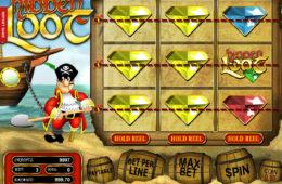 Бесплатный онлайн игровой автомат Hidden Loot