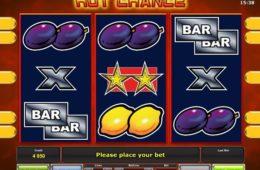 Бесплатная слот-машина онлайн Hot Chance играть