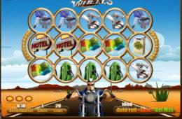 Бесплатный онлайн игровой автомат Hot Wheels