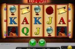 Изображение бесплатного онлайн игрового автомата Illuminati