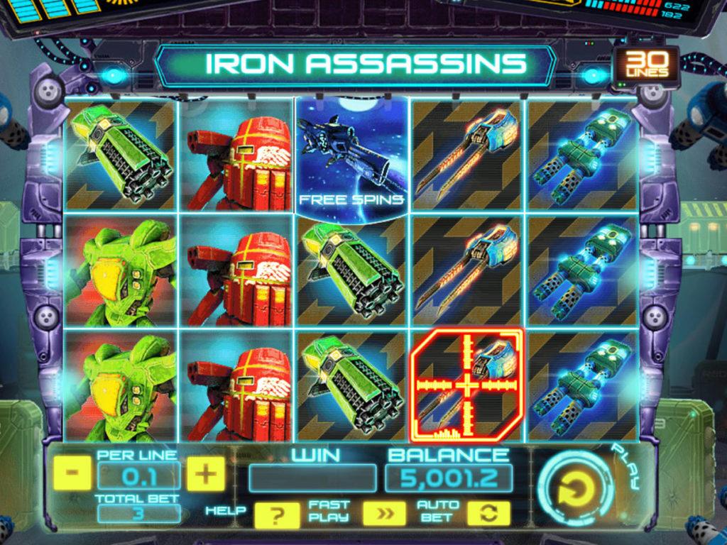 Игровые автоматы бесплатно ассасин во владикавказе казино