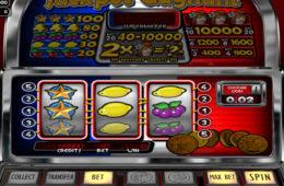 Азартный игровой автомат играть онлайн на деньги Jackpot Gagnant