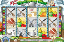 Однорукий бандит Jacques Pot: Gourmet Slot казино онлайн бесплатно