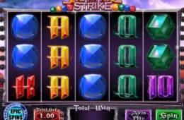 Бесплатный онлайн игровой автомат  Jewel Strike