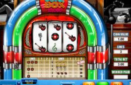 Играть на деньги в автомат Jukebox 10