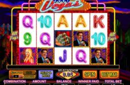 Бесплатный онлайн игровой слот Just Vegas