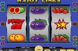 Бесплатный онлайн игровой автомат Kajot Lines