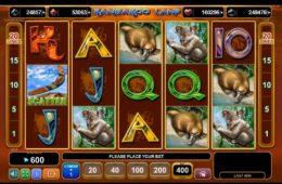 Бесплатный игровой казино слот Kangaroo Land онлайн