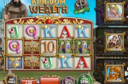 Бесплатный онлайн игровой автомат Kingdom of Wealth