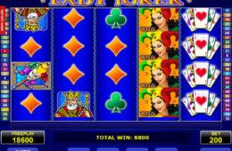 Lady Joker Бесплатный онлайн игровой автомат
