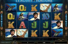 Бесплатный игровой слот онлайн Leagues of Fortune