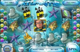 Бесплатный игровой автомат Lost Secret of Atlantis онлайн