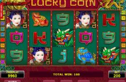 Игровой автомат Lucky Coin играть бесплатно онлайн