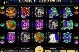 Бесплатный онлайн игровой автомат Lucky Dragon