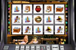 Lucky Drink бесплатный онлайн игровой автомат