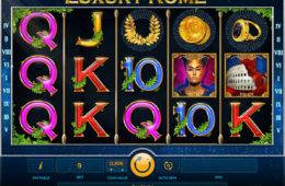Бесплатный онлайн игровой автомат Luxury Rome