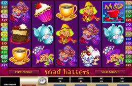 Игровой автомат Mad Hatters играть онлайн бесплатно