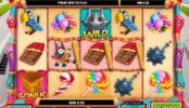 Изображение игрового автомата Mad Pinatas